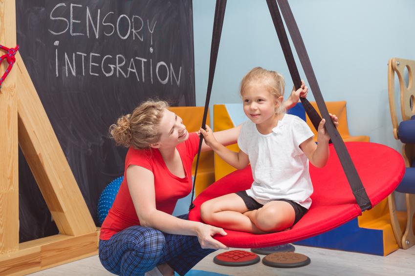 zapraszamy na Warsztat dla rodziców z terapeutą Integracji Sensorycznej: